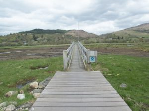 Getting out of Appin - Jubilee Bridge